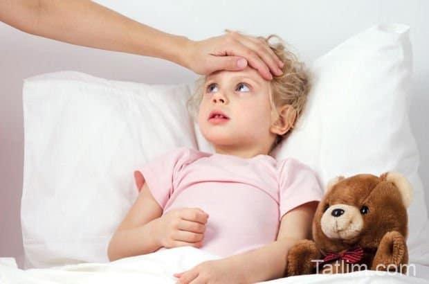 Çocuk Hastalıkları Nelerdir?