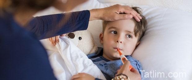 Çocuklarda En Sık Görülen Hastalıklar