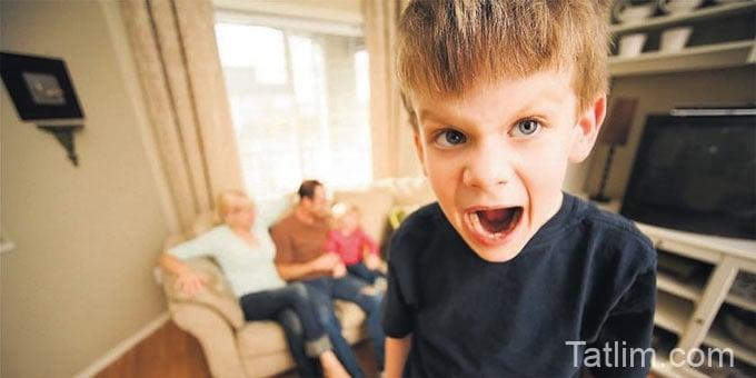 Çocuklarda Görülen Ruhsal Bozukluklar