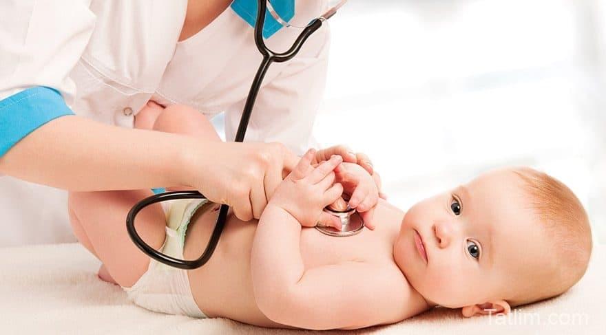 Çocuklarda Kalp Hastalıkları